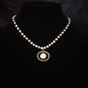 Silpada Mother of Pearl Necklace